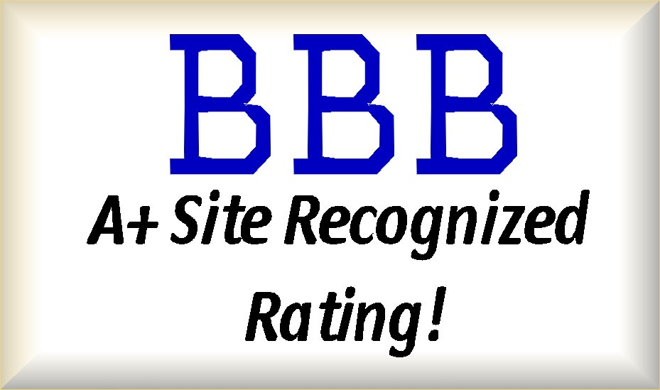 BBB site Recognized
