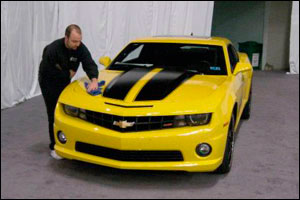Shows & Events Images: Yellow Camero
